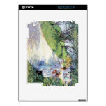 Childe Hassam - In Central Park Skins For The iPad 2