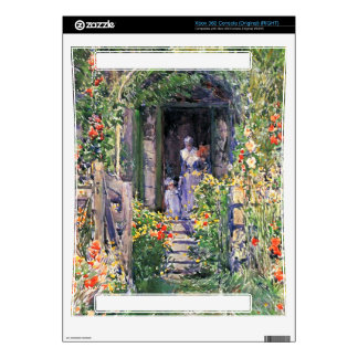 Childe Hassam - Isles of Shoals Garden Skins For The Xbox 360