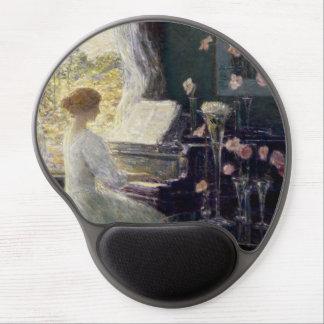 Childe Hassam - la sonata Alfombrillas De Raton Con Gel