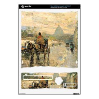 Childe Hassam - La Val de Grace Spring Morning Skins For Xbox 360 S