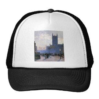 Childe Hassam - Lower Fifth Avenue Trucker Hats