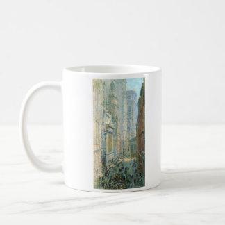 Childe Hassam - Lower Manhattan Coffee Mug