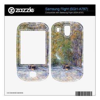 Childe Hassam - Main Street East Hampton Samsung Flight Skins
