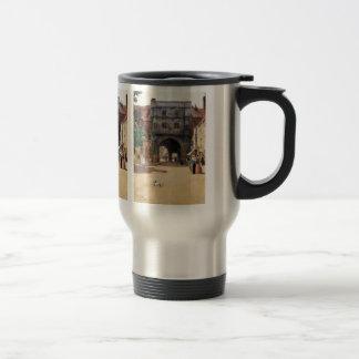 Childe Hassam - Passage in Canterbury 15 Oz Stainless Steel Travel Mug