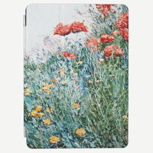 Childe Hassam - Poppies, Appledore iPad Air Cover