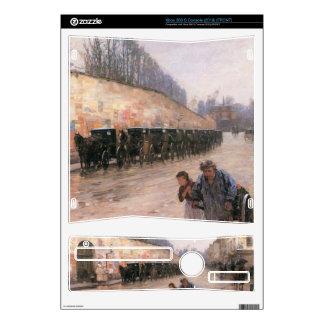Childe Hassam - Rue Bonaparte Skin For The Xbox 360 S