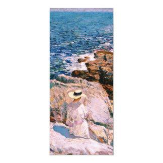 Childe Hassam - South Ledges Appledore Card