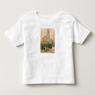 Childe Hassam - St Germain l ` Auxerrois Tee Shirts