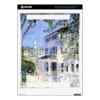Childe Hassam - Street in Portsmouth Decals For Xbox 360