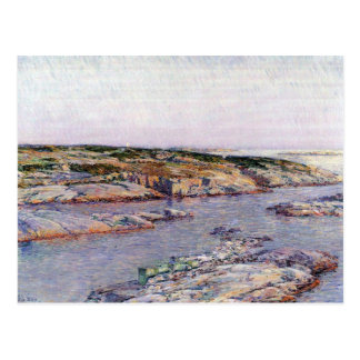 Childe Hassam - Summer afternoon the Isles of Shoa Postcard