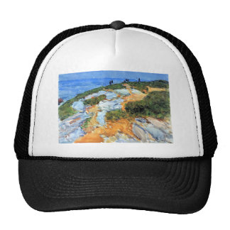 Childe Hassam - Sunday morning Appledore Hat