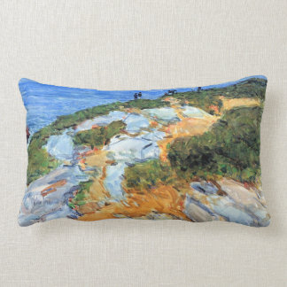 Childe Hassam - Sunday morning Appledore Pillow