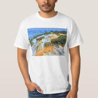 Childe Hassam - Sunday morning Appledore T-Shirt