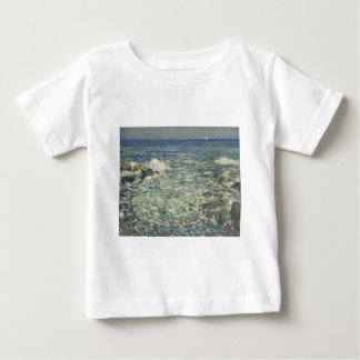 Childe Hassam - Surf, Isles of Shoals Baby T-Shirt