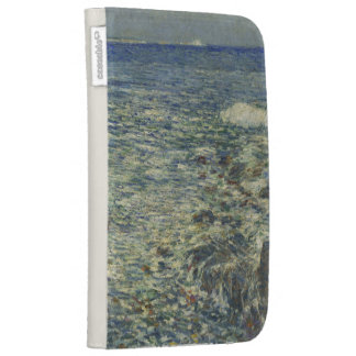 Childe Hassam - Surf, Isles of Shoals Kindle Keyboard Case
