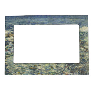 Childe Hassam - Surf, Isles of Shoals Magnetic Photo Frame