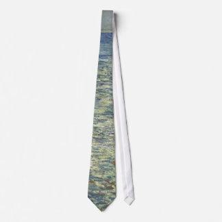 Childe Hassam - Surf, Isles of Shoals Neck Tie