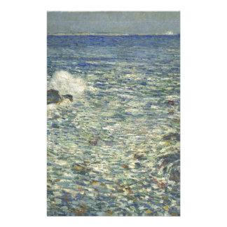 Childe Hassam - Surf, Isles of Shoals Stationery