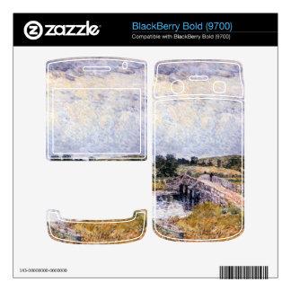 Childe Hassam - The bridge from Old Lyme Skins For BlackBerry