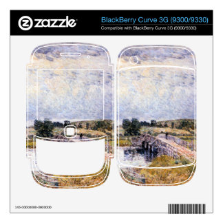 Childe Hassam - The bridge from Old Lyme BlackBerry Curve 3G Skins