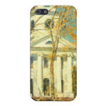 Childe Hassam - The Church of Old Lyme Connecticut iPhone 5 Cover