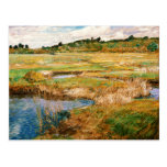 Childe Hassam - The Concord Meadow Postcards