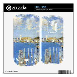 Childe Hassam - The inland port of Gloucester Decal For HTC Hero