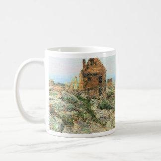 Childe Hassam - The Norwegian hut Classic White Coffee Mug