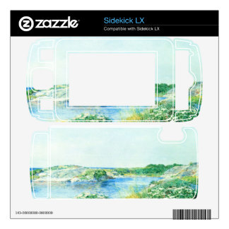 Childe Hassam - The small pond Decal For Sidekick LX