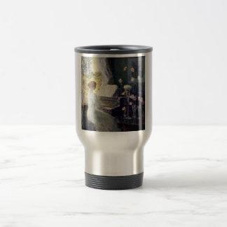 Childe Hassam - The Sonata 15 Oz Stainless Steel Travel Mug