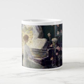 Childe Hassam - The Sonata Giant Coffee Mug