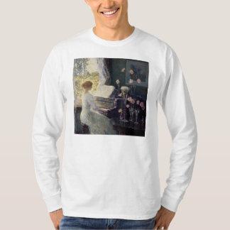 Childe Hassam - The Sonata T-Shirt
