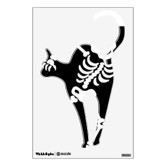 CHILDENS ROOM CAT DECAL
