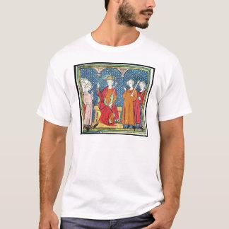 Childeric II , Merovingian King of Austrasia T-Shirt