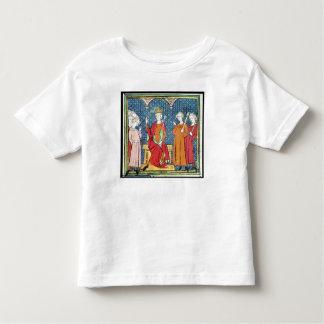 Childeric II , Merovingian King of Austrasia Toddler T-shirt