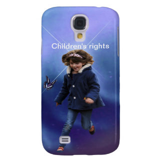 Childerns rights galaxy s4 cover