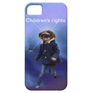 Childerns rights iPhone SE/5/5s case