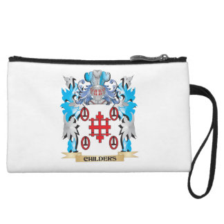 Childers Coat of Arms - Family Crest Wristlet Clutch