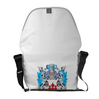 Childers Coat of Arms - Family Crest Courier Bags