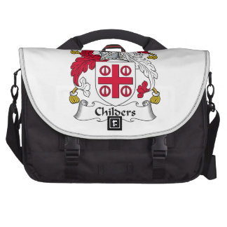 Childers Family Crest Laptop Bag