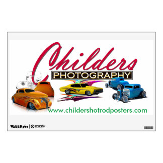 Childers Photography Wall Sticker