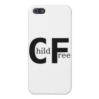 Childfree iPhone 5 Cases