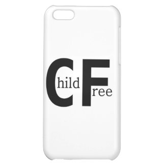 Childfree iPhone 5C Cover