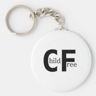 Childfree Keychains