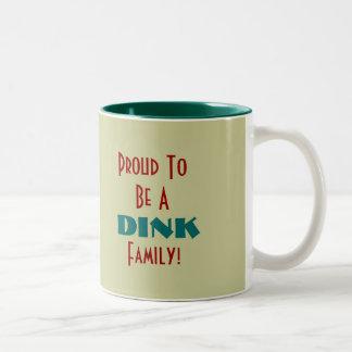 Childfree Two-Tone Coffee Mug