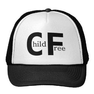 Childfree Trucker Hat