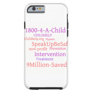 Childhelp iphone 6 Case