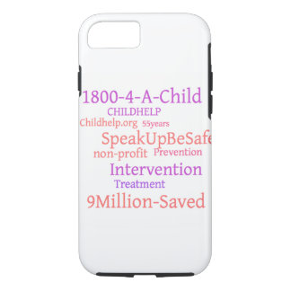 Childhelp iPhone 7 Case