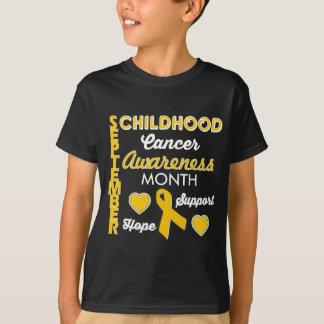 childhood awareness8.png T-Shirt
