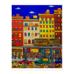 Childhood Bronx 6 by Piliero Postcard